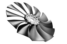 ipari axiál ventilátor