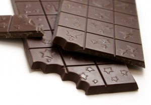 Áfonyás csokoládé