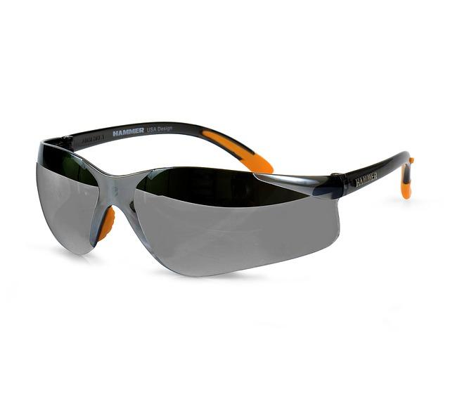 Bringás szemüveg UV védelemmel