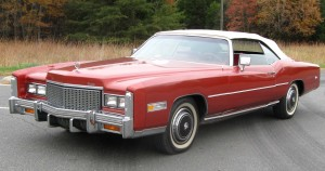 Cadillac Eldorado egy ikon
