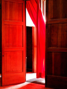 Festett beltéri ajtó
