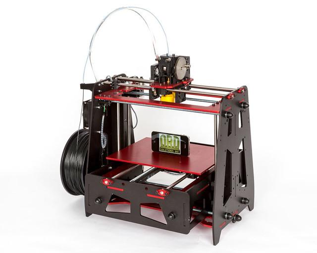 3D nyomtató otthonra
