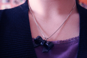 Szép Swarovski nyaklánc