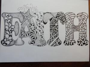 Zentangle művészet